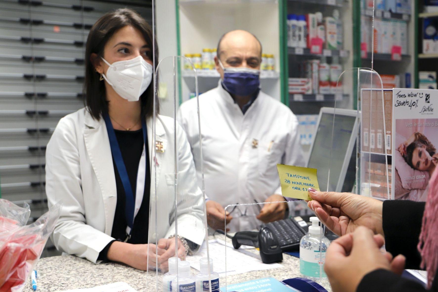 Referto stampato in farmacia